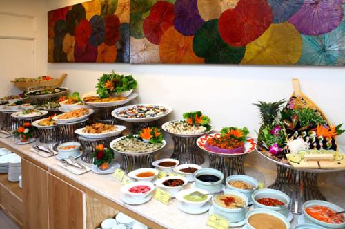 Thưởng thức 50 món buffet chay thuần Việt tại Cỏ Nội - ảnh 2
