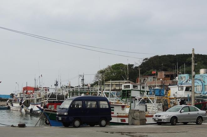 Thưởng thức hải sản tại Cảng Đài Loan