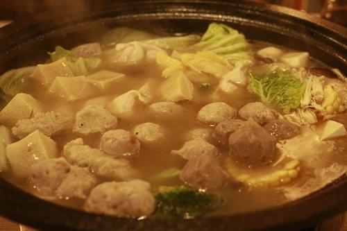 Lẩu nồi đá nóng hổi cho ngày se lạnh ở Đài Loan - ảnh 2