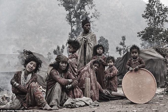Bộ tộc du mục di cư mỗi khi có người chết ở Nepal