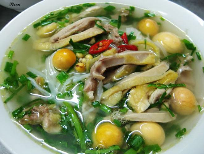 7 món ngon làm từ gà ở Hà Nội