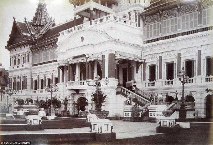 Thái Lan hơn 125 năm trước