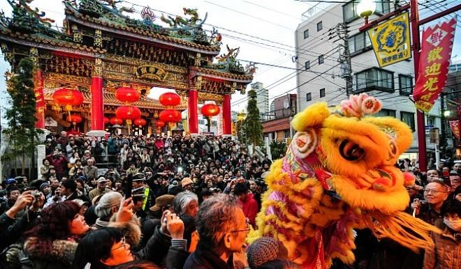 7 phố người Hoa đón Tết tưng bừng nhất thế giới