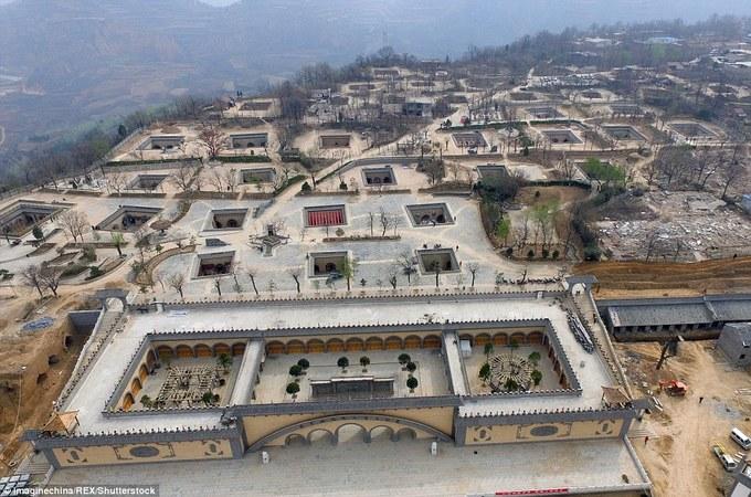 Ngôi làng thấy tiếng nhưng không thấy người ở Trung Quốc
