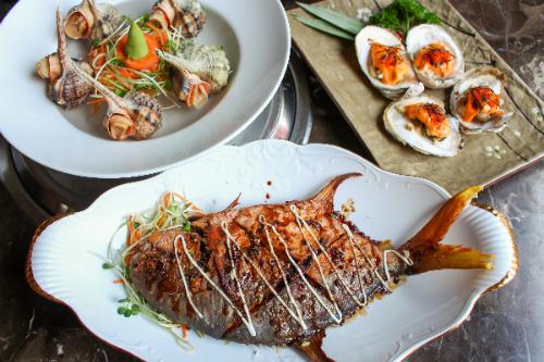 Những món ăn thu hút Top 3 Master Chef 2013 tại Ashima