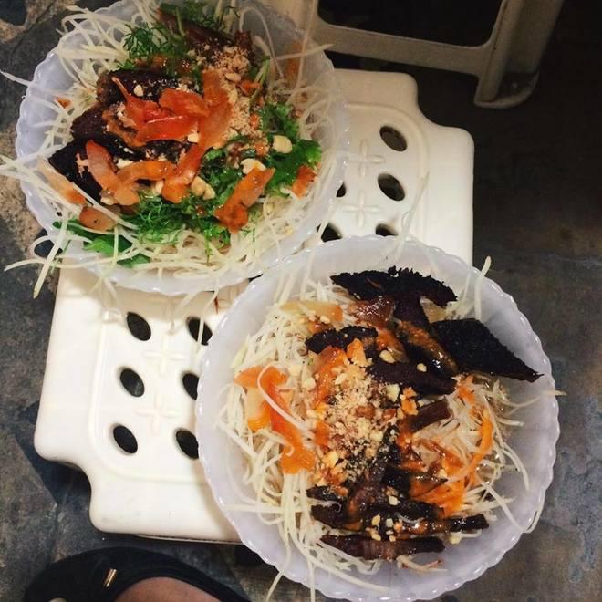Hết ngấy sau Tết với 6 món nộm ở Hà Nội
