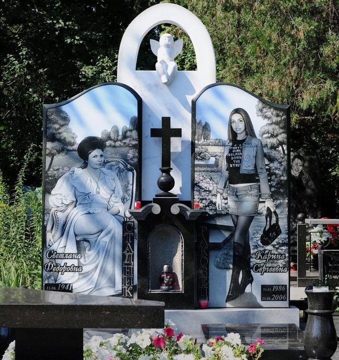 Nghĩa địa dành riêng cho 'đầu gấu' ở Nga