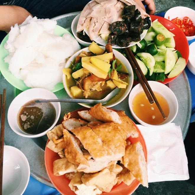 8 quán bún đậu mắm tôm có tiếng ở Hà thành