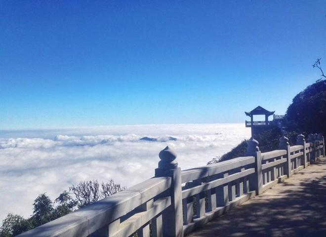7 'thiên đường trên mây' thu hút giới trẻ
