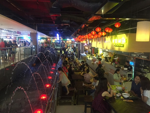 Tp hcm đóng cửa nhà ga 3a mở khu chợ dưới lòng đất - 2