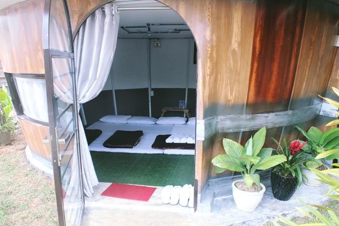 Khu homestay hình thùng rượu độc đáo ở Đà Lạt