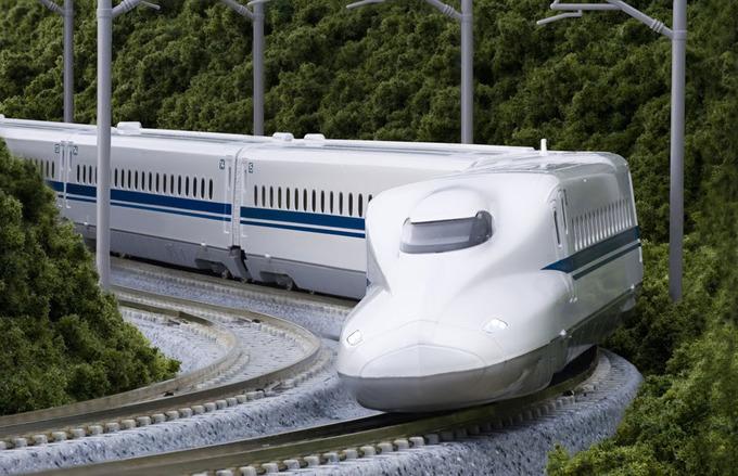 Shinkansen, chuyến tàu 50 năm chưa trễ một lần