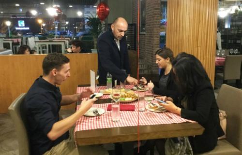 Thưởng thức món ăn thuần vị Italy tại Hà Nội - ảnh 2