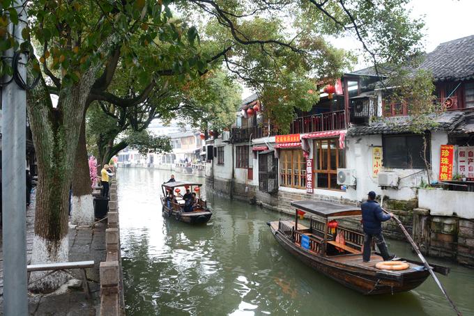 Chu Gia Giác - cổ trấn phải ghé khi đến Thượng Hải
