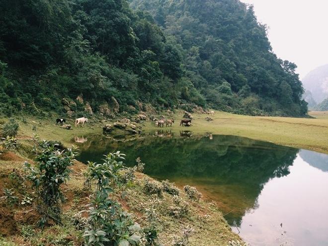 'Tuyệt tình cốc' hút phượt thủ ở Cao Bằng