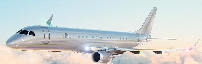 Bên trong siêu máy bay giá 80 triệu USD phục vụ khách VIP
