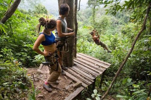 Du khách tử nạn khi trượt zipline ở Lào