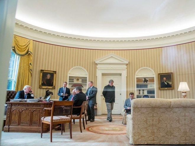 Bên trong dinh thự của các tổng thống