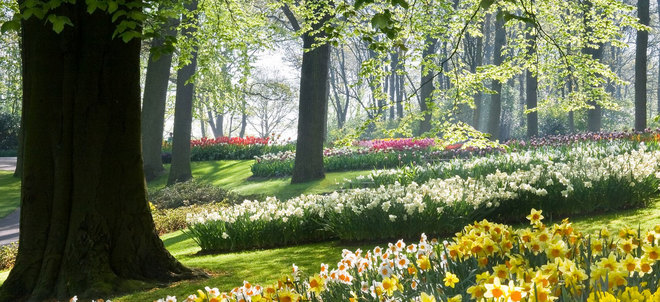 Những nơi có mùa xuân đẹp nhất thế giới