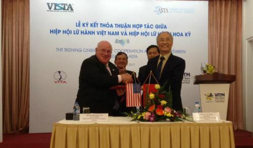 Mỹ ký thỏa thuận hợp tác phát triển du lịch với Việt Nam