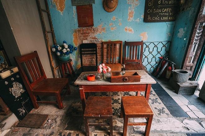 Trào lưu quán cà phê bao cấp khắp ba miền