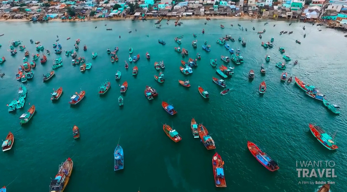 Việt Nam tuyệt đẹp của chàng trai 8x tập chơi drone