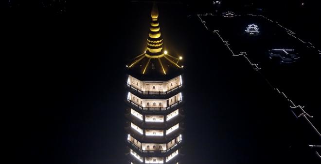 Chiêm ngưỡng vẻ đẹp kỳ vĩ của Ninh Bình từ trên cao