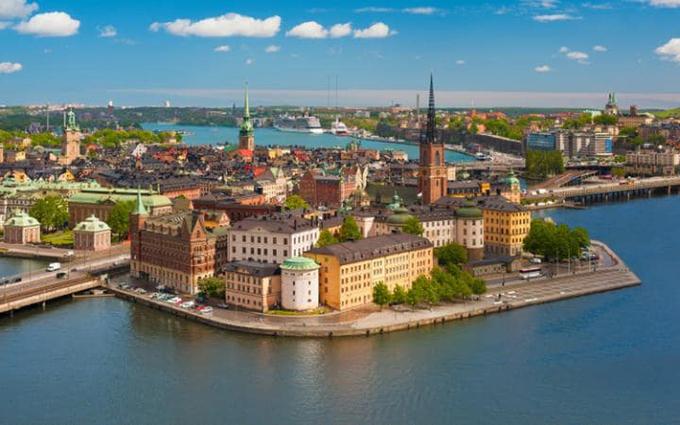 10 thủ đô trong lành nhất thế giới
