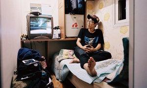 Goshitel - khu nhà của người nghèo ở Seoul