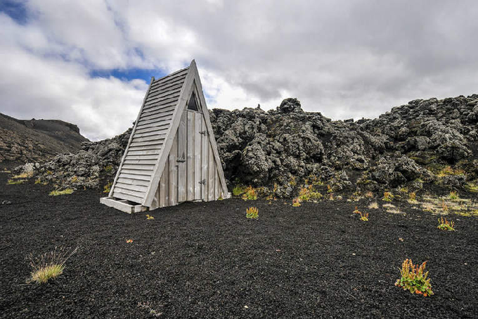 10 toilet kỳ lạ nhất thế giới