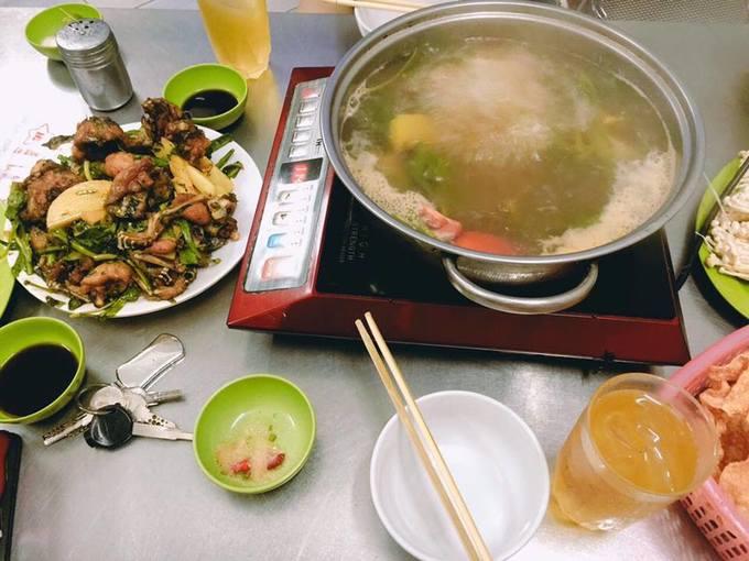 7 món ăn đáng thử ở phố Lò Đúc