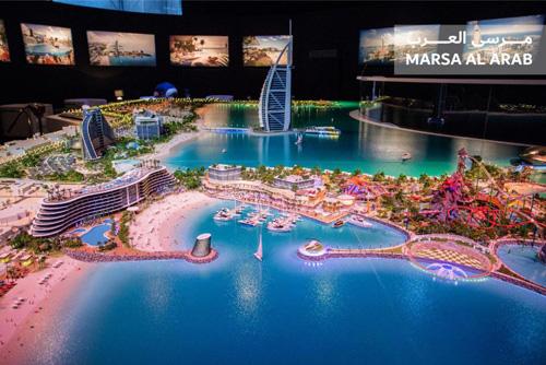 Dubai bỏ 2,3 tỷ USD xây siêu đảo phục vụ giới triệu phú - ảnh 1