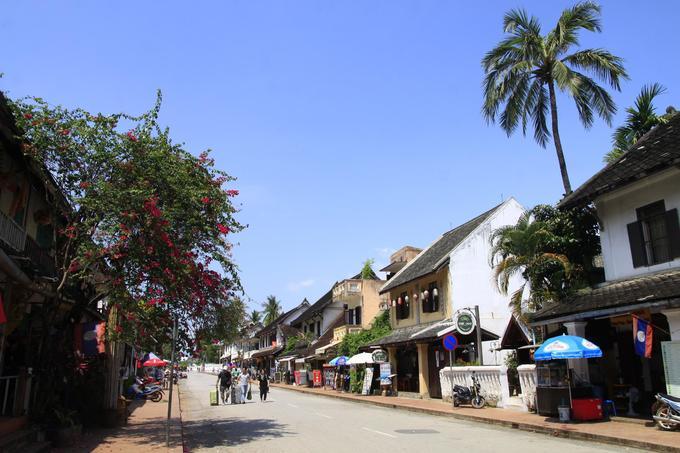 Dieu can biet khi den thanh pho di san Luang Prabang