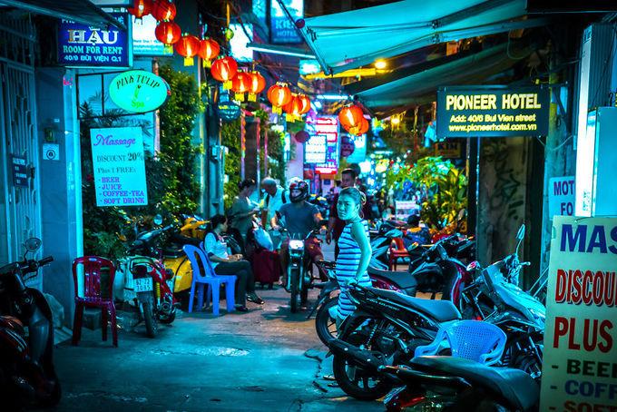 Dem Viet Nam 'dieu ky' trong mat khach Tay