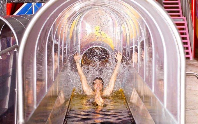 10 đường trượt nước tạo cảm giác mạnh nhất thế giới