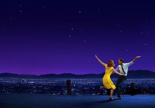 Mount Hollywood Dr  nơi hai nhân vật Mia và Sebastian của La La Land nhảy múa trong giai điệu của ca khúc A Lovely Night.