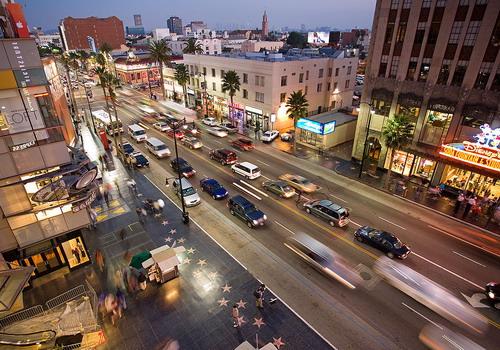 Los Angeles – thanh pho cua nhung vi sao
