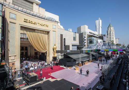 Nhà hát Dolby  nơi diễn ra lễ trao giải Oscar hàng năm