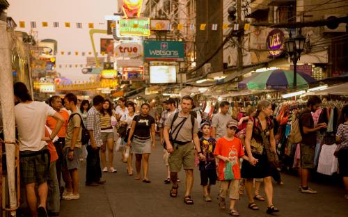 Từ đầu năm đến nay, hơn 14 triệu du khách đã đến Thái Lan, tạo ra doanh thu 20,5 tỷ USD.