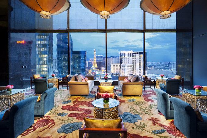 10 khách sạn 'sang chảnh' nhưng không quá đắt ở Las Vegas