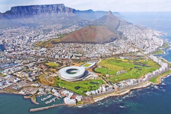 Nam Phi - vẻ đẹp đối lập của quốc gia có 3 thủ đô
