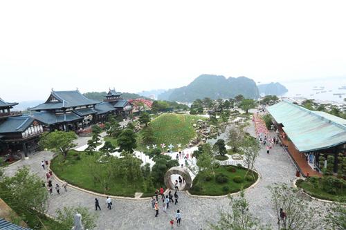 Sun World Halong Complex đã trở thành điểm đến hấp dẫn hàng đầu phía Bắc