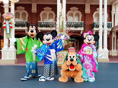 3 công viên giải trí không nên bỏ lỡ khi đến Nhật mùa hè