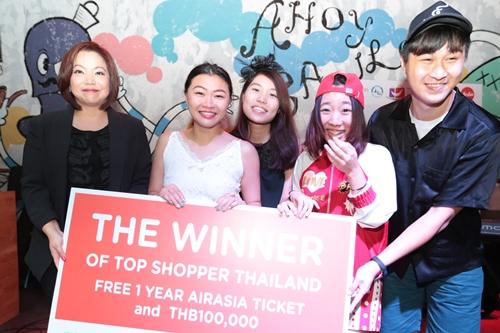 Team Hongkong đã hoàn thành các phần thi rất nhanh và trở thành team chiến thắng, nhận phần thưởng trị giá 100.000 bath