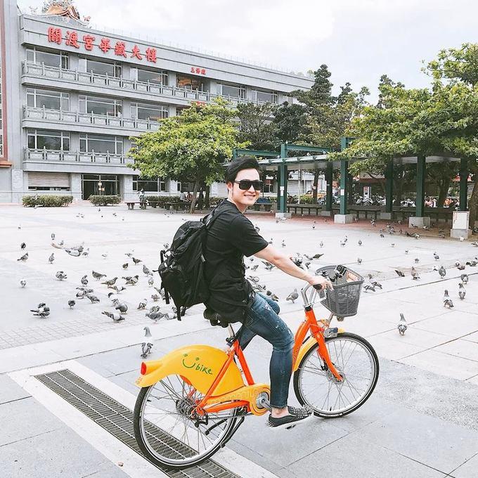 Quang Vinh gợi ý 10 trải nghiệm phải thử ở Đài Loan