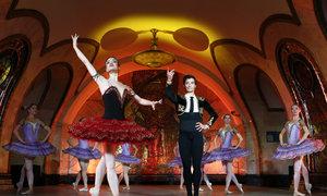 Du khách được xem múa ballet dưới lòng đất ở Nga