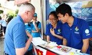 Hà Nội tăng cường 200 sinh viên hỗ trợ du khách