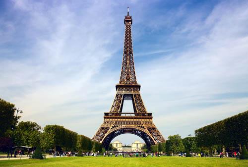 Những bí mật về tháp Effiel - ảnh 1