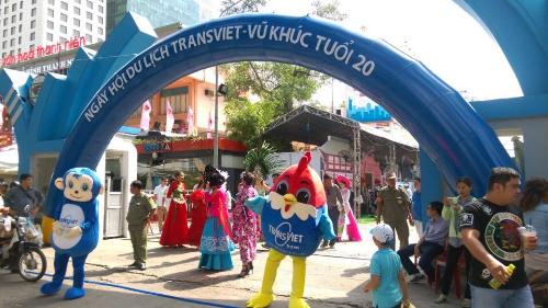 Ngày hội du lịch TransViet