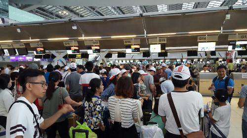 Khai trương đường bay thẳng từ Thanh Hóa đến Bangkok